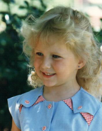 Ashley - age 5