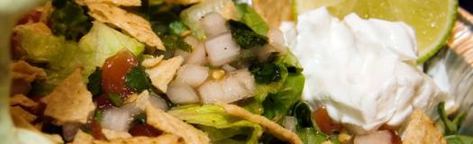 Cafe Rio Tostada Salad