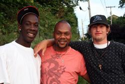 Shaun, Darren & Jordan