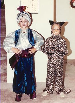 Genie & Leopard