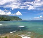 Hanale Bay and Bali Hai