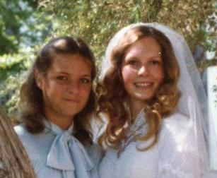On my (first) wedding day….