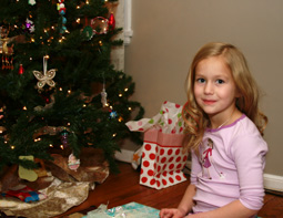 Kennedy on Christmas Day